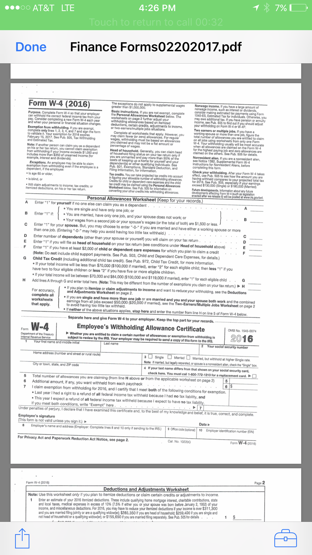 worksheet W 4 Allowances Worksheet i am not sure how many allowances to claim on my w4 turbotax support img 2291 png