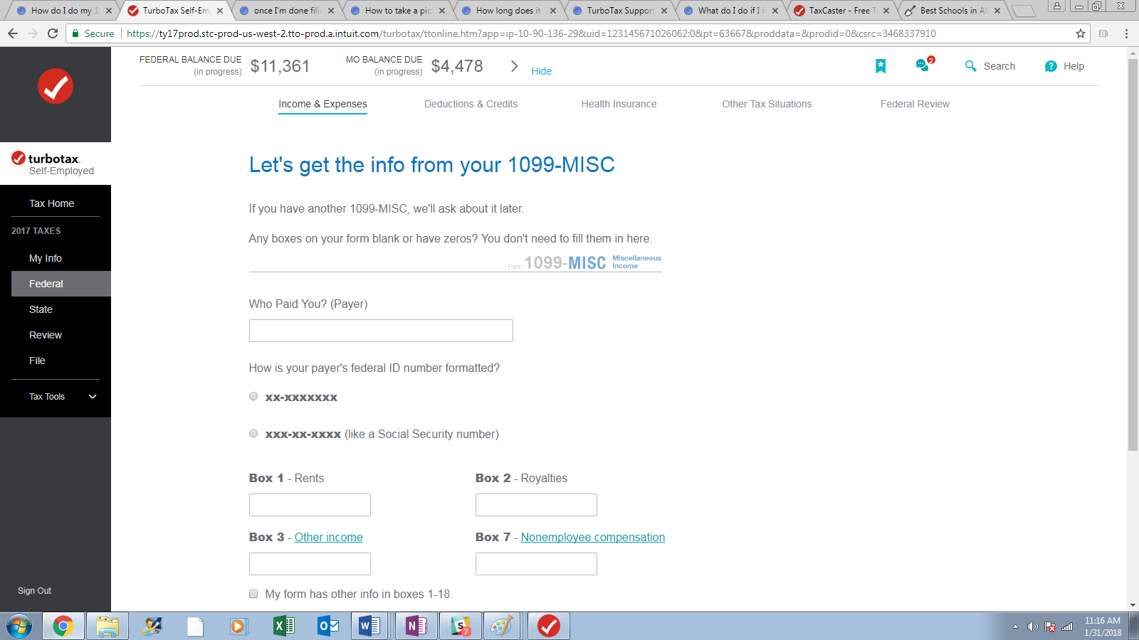 How do i file form 1099 misc turbotax support print1099misc2g falaconquin