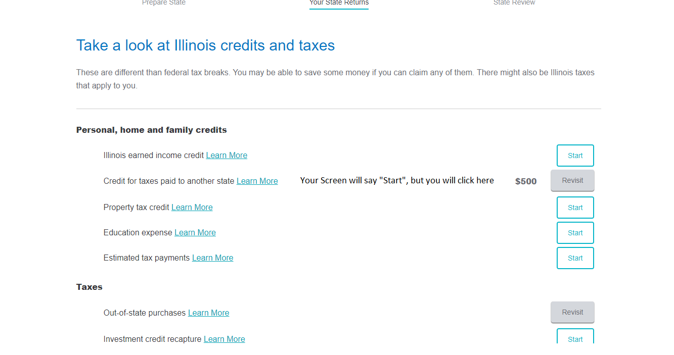 I live in il work in ky dont pay state tax in ky but i do pa ilcreditfortaxpaidforlocaltaxesg falaconquin