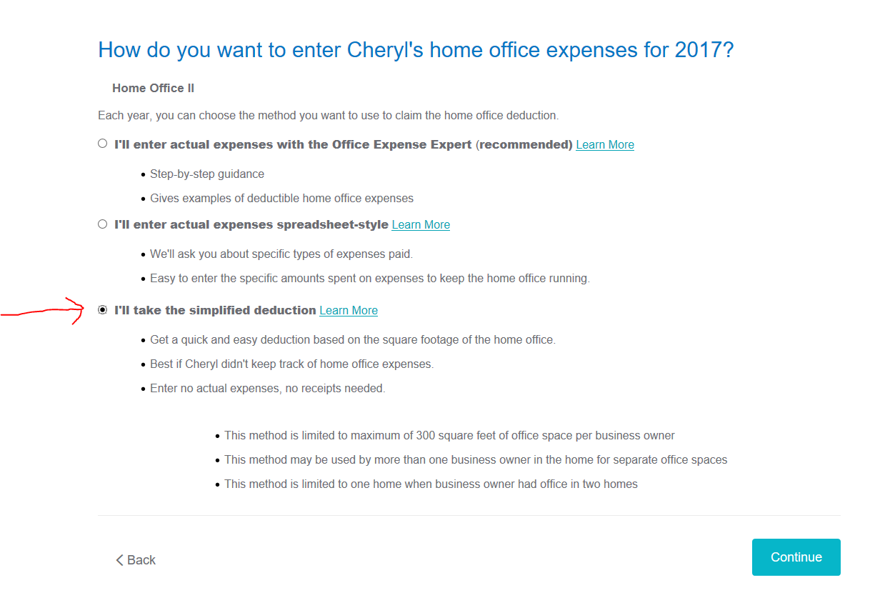 Beautiful Turbotax Home Office Deduction Mold - Home Decorating ...