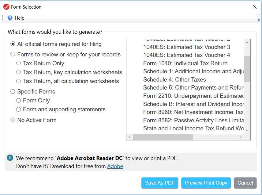 Download 1040 | About Form 1040 - 2018-12-29