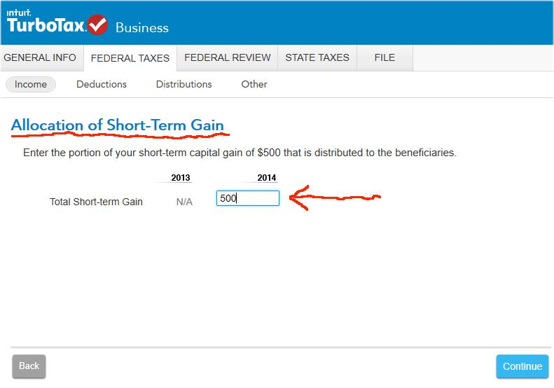 How can I force TurboTax to passthough all capital gains and lo – Qualified Dividends and Capital Gain Tax Worksheet 2013