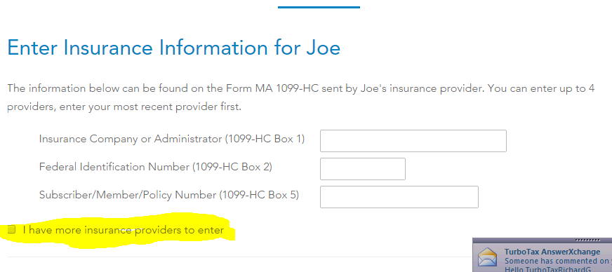 I have two 1099-HC forms for 2015. Will Turbox enable me to proc ...