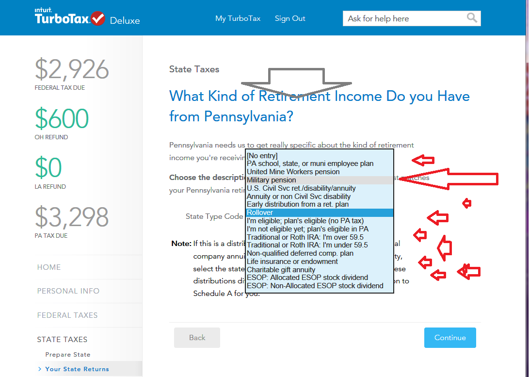 Turbotax Form 1099 R Antaexpocoaching