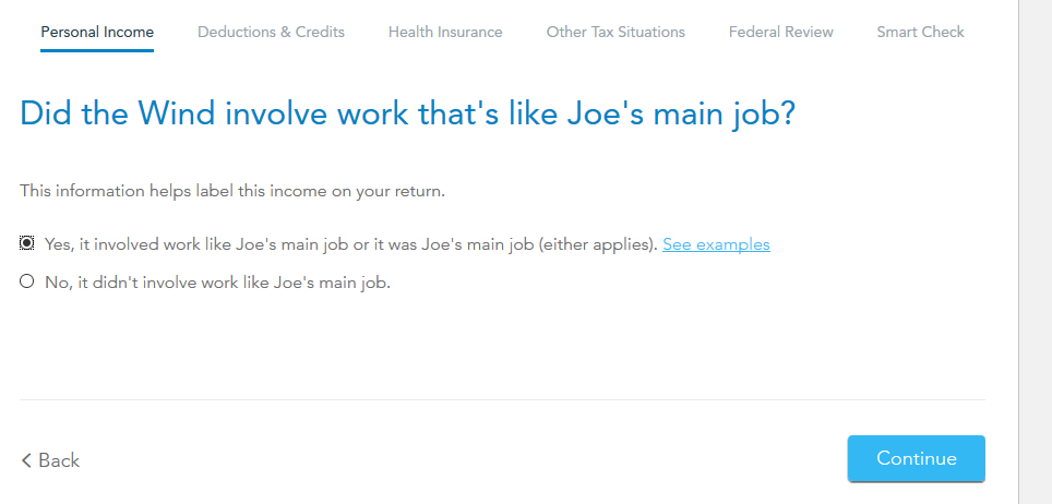 How do I add a Schedule C-EZ? - TurboTax Support