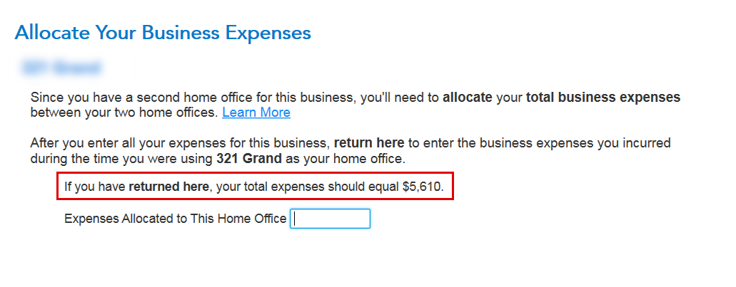 Form 8829 Worksheet Allocable home office expenses must be ente – Form 8829 Worksheet