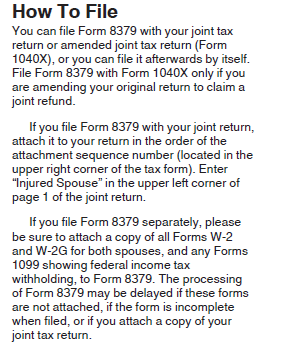 I did not need to amend my Federal Tax form, but accidentally di ...