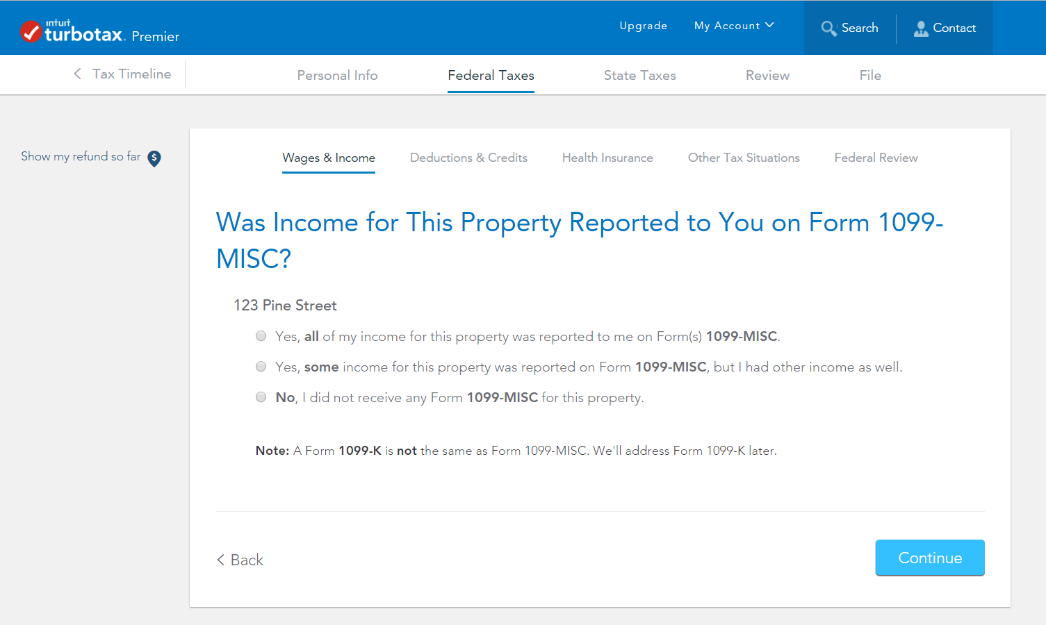 Where do i report box 1 income from a 1099 misc turbotax support rentalincome1099miscg falaconquin