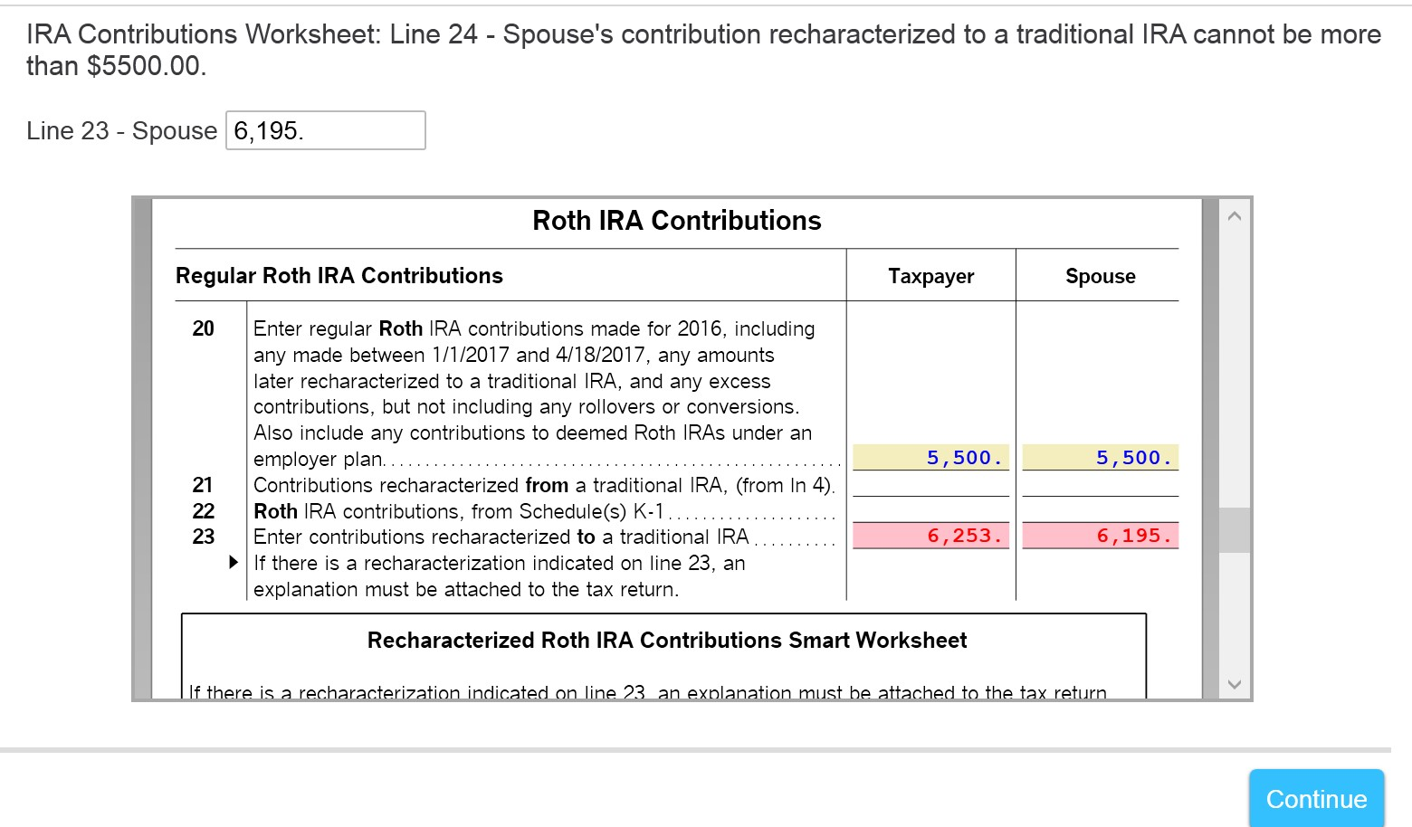 Worksheets Ira Information Worksheet roth ira earnings what amount goes on form 8606 and workshe screenshot 1 jpg