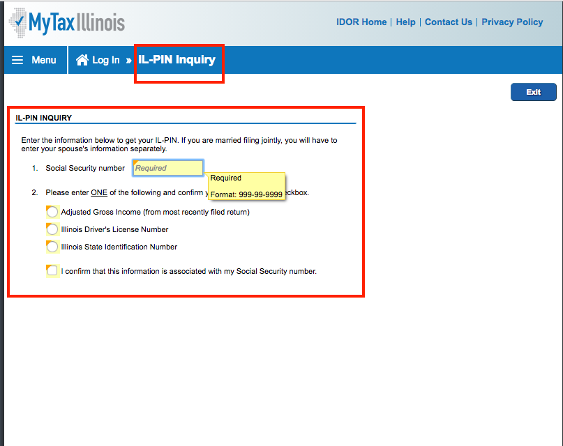 What steps do you take to register a new business on MyTax Illinois?